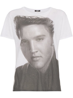 футболка с принтом Elvis R13