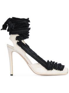 эспадрильи со шнуровкой на каблуке Altuzarra
