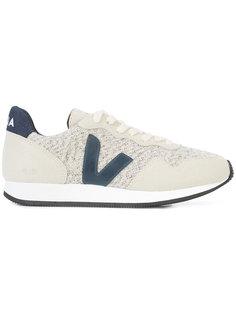 кроссовки с панельным дизайном Veja