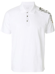 fitted polo shirt Ea7 Emporio Armani