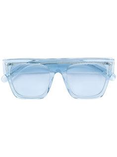 солнцезащитные очки с квадратной оправой Stella Mccartney Eyewear