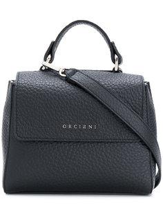 сумка на плечо с логотипом Orciani