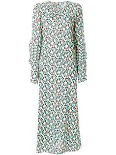 printed midi dress Marni
