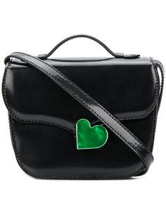 сумка на плечо с замком Marni