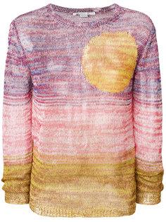 вязаный свитер Sunset Stella McCartney