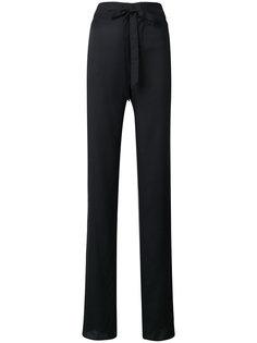 брюки с полосками сбоку  Tom Ford
