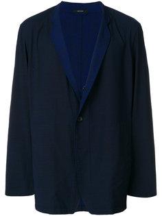пиджак с узкими лацканами Issey Miyake