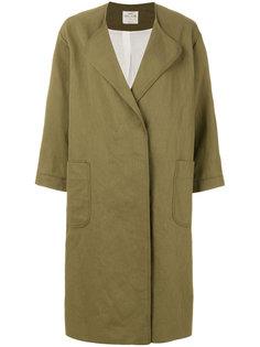 двубортное пальто  Forte Forte