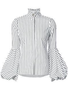 рубашка в полоску Caroline Constas