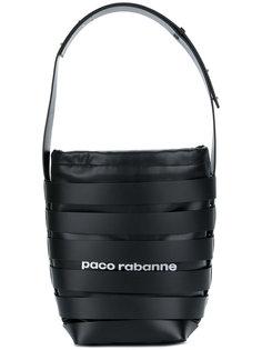 """сумка-""""ведро"""" с логотипом Paco Rabanne"""