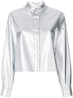 укороченная рубашка Paco Rabanne