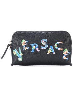 несессер с принтом пальм Beverly Versace