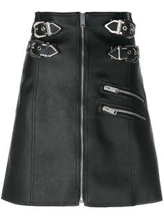 юбка в байкерском стиле Versus