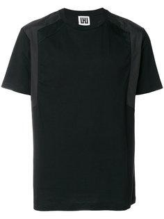 футболка с круглым вырезом Les Hommes Urban