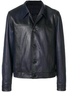 куртка на пуговицах Prada