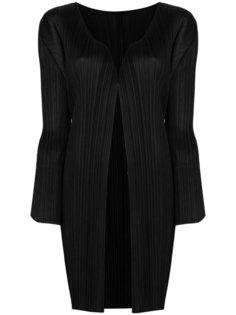 плиссированный пиджак миди Pleats Please By Issey Miyake