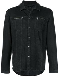 джинсовая куртка  John Varvatos