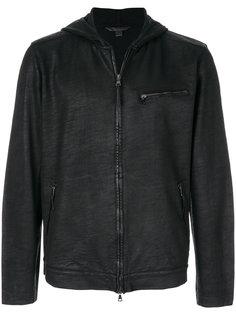 куртка с капюшоном на молнии John Varvatos