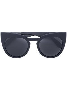 солнцезащитные очки в оправе кошачий глаз Mykita