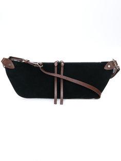 сумка на плечо вытянутой формы Saint Laurent