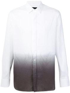 ombre dip-dye shirt Ann Demeulemeester Grise