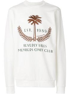 Beverly Hills sweatshirt Ih Nom Uh Nit