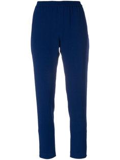 спортивные брюки кроя слим Stella McCartney