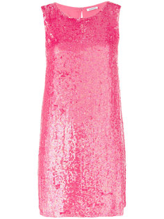 короткое платье с пайетками P.A.R.O.S.H.