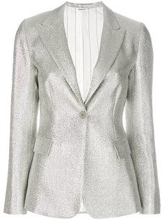 текстурный пиджак P.A.R.O.S.H.