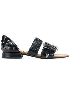 сандалии с заклепками Toga Pulla