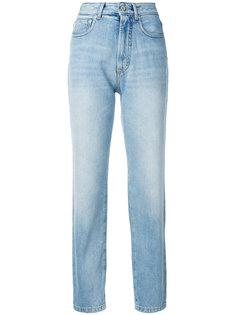 джинсы с завышенной талией Fiorucci