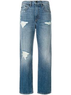 distressed cropped jeans Rag & Bone /Jean
