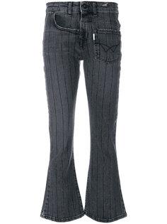 расклешенные джинсы  Filles A Papa