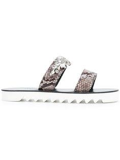 сандалии Katy с украшением из кристаллов Philipp Plein