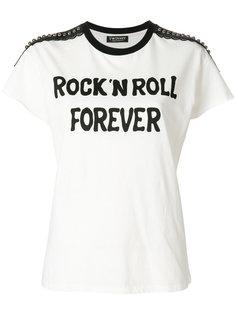 футболка Rock n Roll Forever Twin-Set