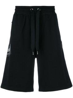 спортивные А-образные шорты  Dolce & Gabbana