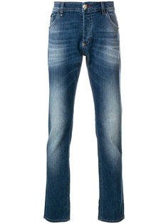джинсы прямого кроя Be Mine Philipp Plein