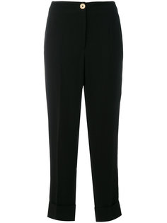 строгие прямые брюки  Salvatore Ferragamo