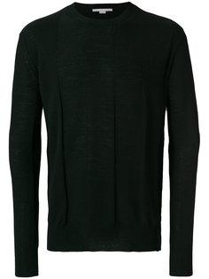 текстурный свитер с полосками Stella McCartney