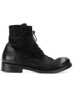 ботинки со шнуровкой  The Last Conspiracy