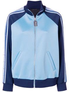 спортивная куртка дизайна колор-блок Marc Jacobs