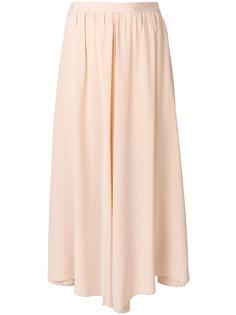 крепдешиновая юбка  Forte Forte