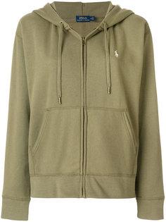zip front hoodie Polo Ralph Lauren