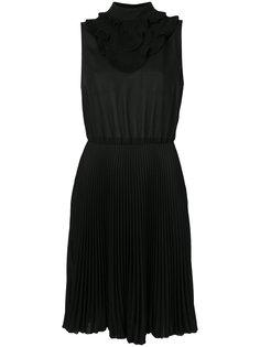 мини-платье без рукавов  Prada