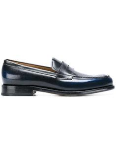 two-tone loafers Salvatore Ferragamo