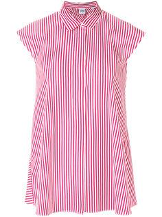 блузка в полоску без рукавов  Aspesi