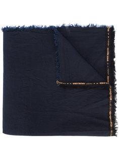 шарф с необработанными краями Uma Wang