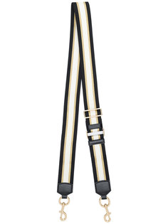 лямка для сумки с полосками в спортивном стиле Marc Jacobs