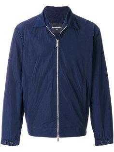 куртка-бомбер с атласной отделкой Dsquared2