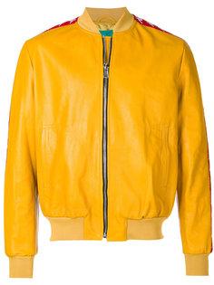 куртка с контрастными полосками Paura